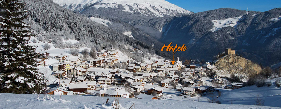 Hotel-Garni Hafele in Ladis